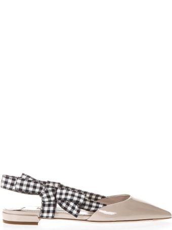 Miu Miu Slingback Patent Ballerinas