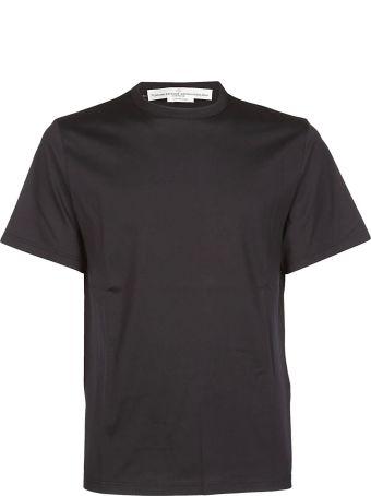 Golden Goose Contrasting Logo Print T-shirt