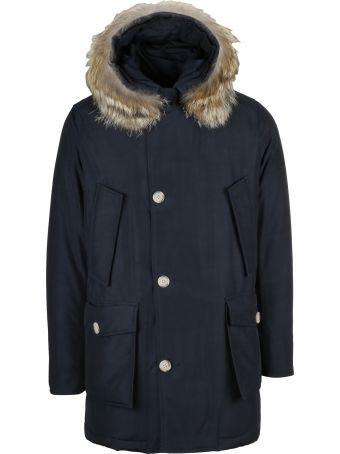 Woolrich Fur Hood Parka