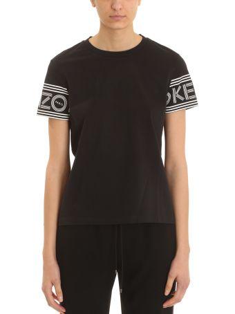 Kenzo Skate Black T-shirt