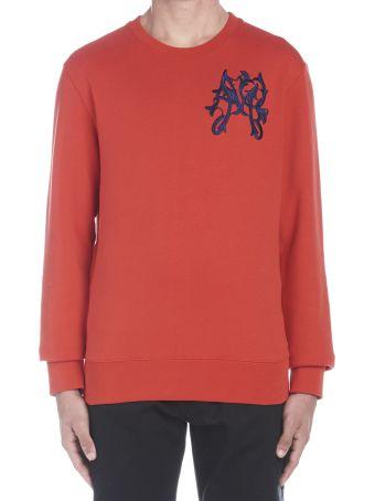 Alexander McQueen 'folk Embroidery' Sweatshirt