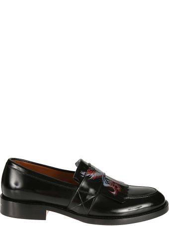 Givenchy Printed Loafers