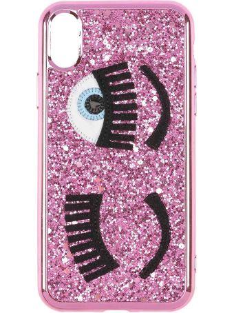 Chiara Ferragni Flirting Eye Iphone X Case