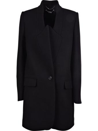 Stella McCartney Single Breasted Coat