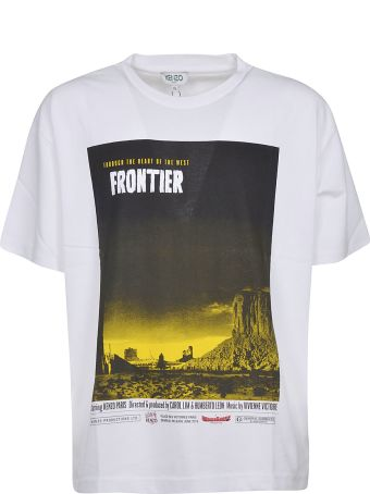 Kenzo Frontier Movie Poster Print T-shirt