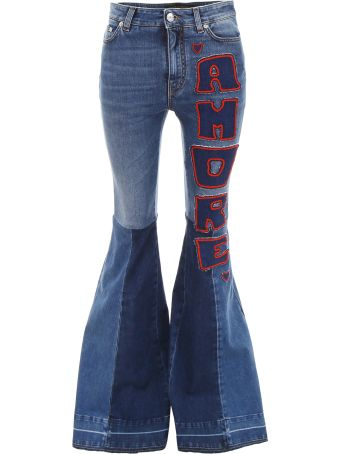 Dolce & Gabbana Amore Flare Jeans