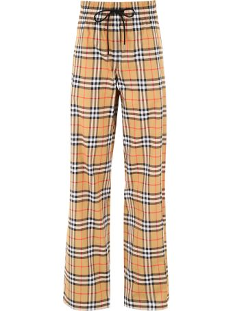 Burberry Vintage Check Trousers