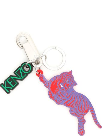 Kenzo Unisex Tiger Key Charm