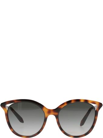 Victoria Beckham Cut Away Kitten Sunglasses