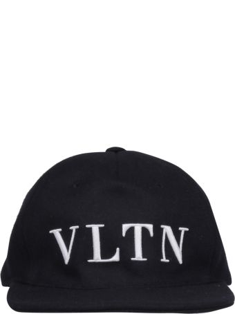Valentino Garavani Vltn Embroidered Cap