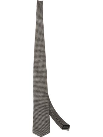 Tom Ford Micro-patterned Silk Tie