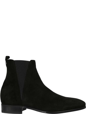 Dolce & Gabbana Zip Up Ankle Boots