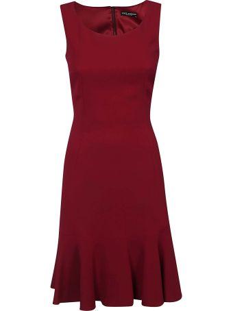 Dolce & Gabbana Frill-hem Dress