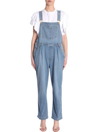 Le Baggy Dungaree Overrall