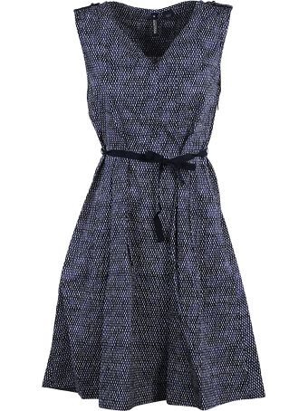 Woolrich Dotted Print Dress