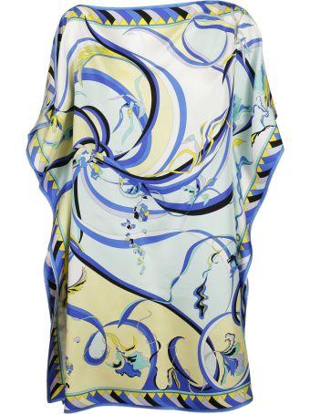 Emilio Pucci Printed Dress
