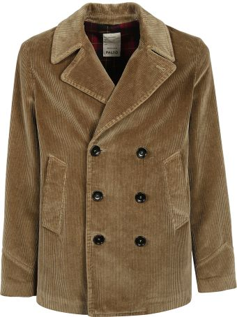 Paltò Palto Double Breasted Coat