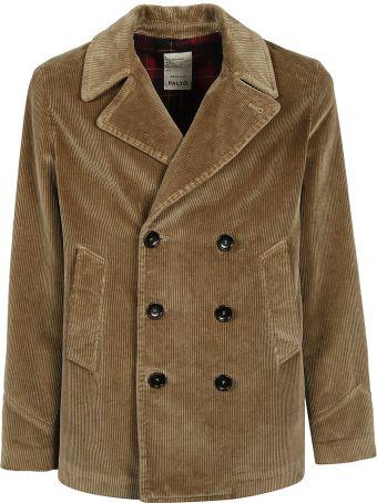 Paltò Palto Double Breasted Coat