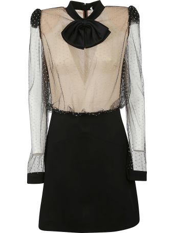 Givenchy Bow Pearl Dress