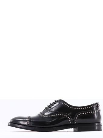 Church's Black Anna Brogue Shoe