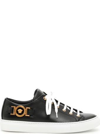 Leather Tribute Sneakers