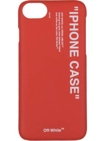 Off-White Iphone 8 Quote Case