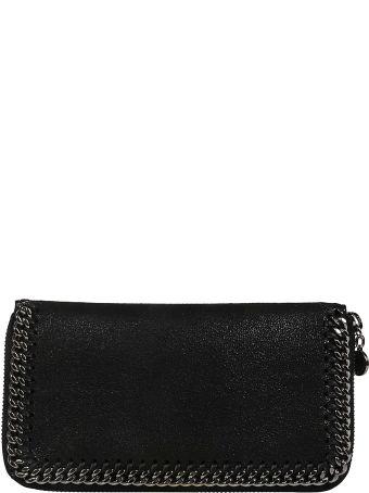 Stella Mccartney Chain Zip Around Wallet