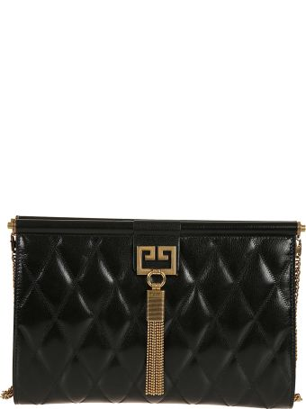 Givenchy Gem Quilted Clutch