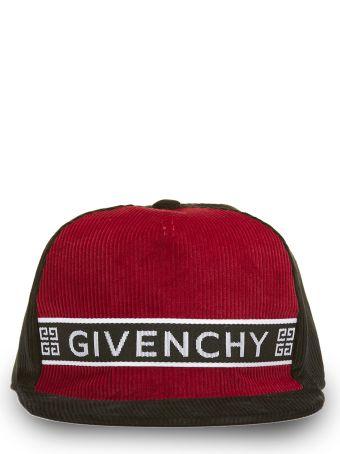Givenchy 4g Color Block Cap