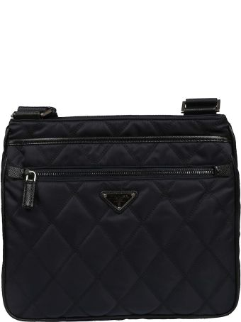 Prada Diamond Shoulder Bag