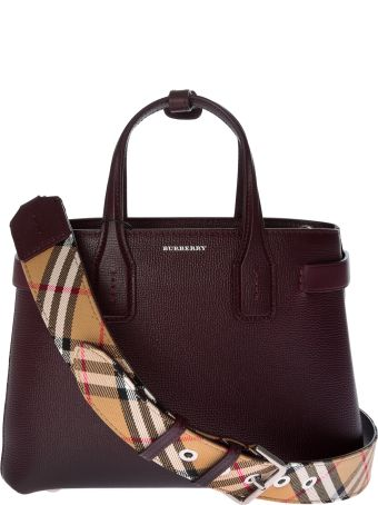 Burberry The Small Banner Tote