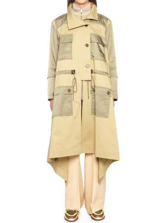 Chloé 'military' Trench