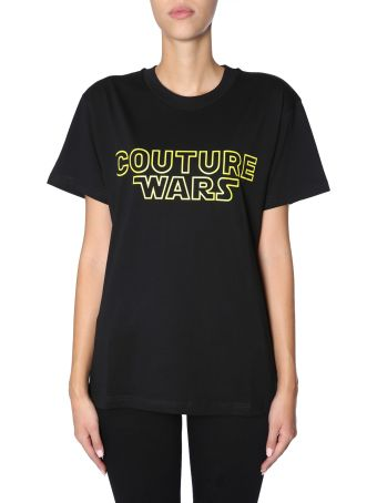 Moschino Couture Wars Printed T-shirt