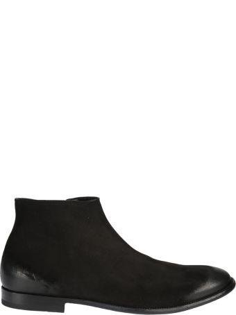 Alexander McQueen Zipped Boots