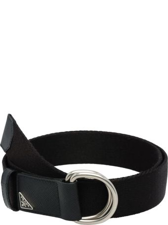 Prada Technical Fabric Belt