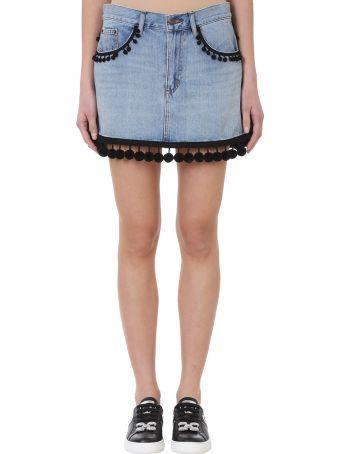 Marc Jacobs Mini Pom Pom Skirt