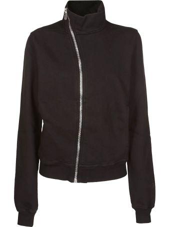 DRKSHDW Zip-up Sweatshirt