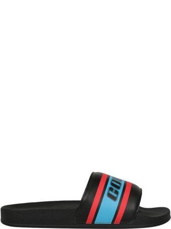 Marcelo Burlon Color Band Sliders