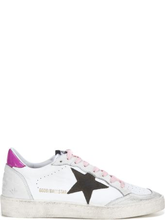 Golden Goose Brand Ball Star Sneakers