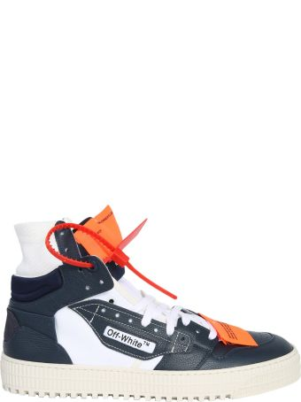 Off-White 3.0 High Top Sneakers