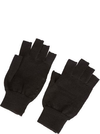 Rick Owens Fingerless Gloves