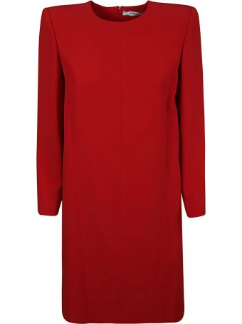Givenchy Structured Shoulder Dress