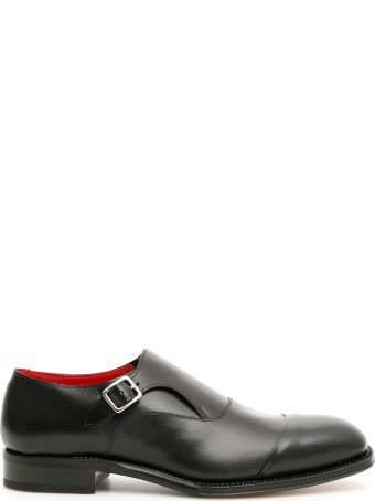 Alexander McQueen Monk Shoes