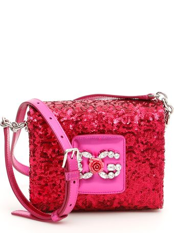 Dg Millennials Bag With Sequins