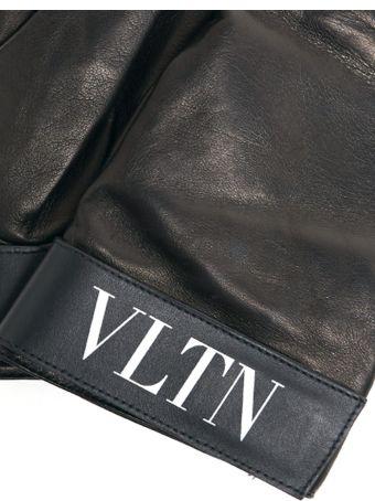 Valentino Garavani 'vlnt' Gloves
