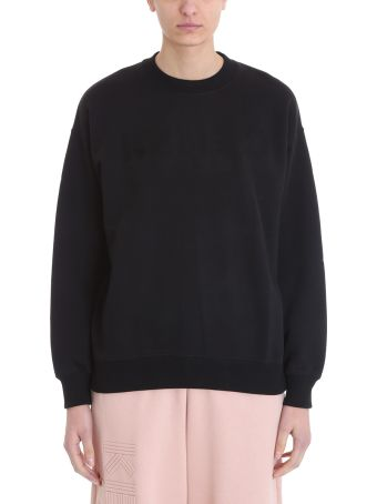 Kenzo Kenzo Paris Black Cotton Sweatshirt