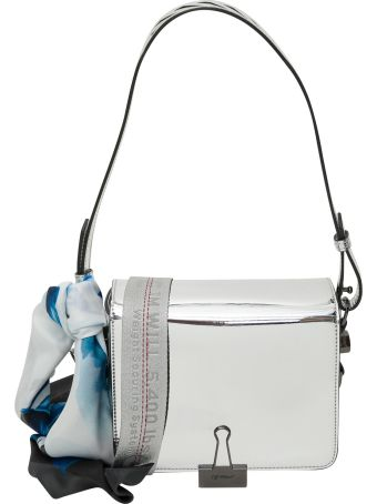 Off-White 'flap Bag' Borsa A Tracolla Mirror