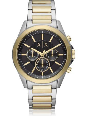 Emporio Armani Ax2617 Drexler Men's Watch