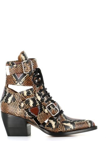 """Chloé Ankle Boots """"rylee"""""""