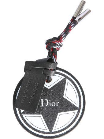Dior Homme Charm With Star And Logo